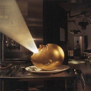 pochette de l'album De loused in the comatorium de Mars Volta